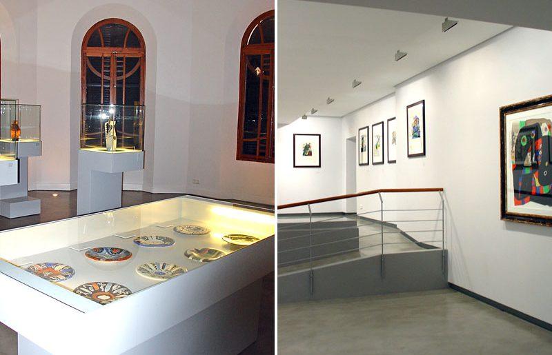 Sales Miró i Picasso