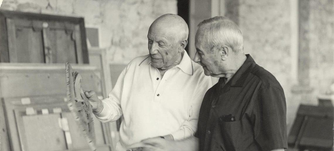 Pablo Picasso i  Joan Miró: Història d'una amistat