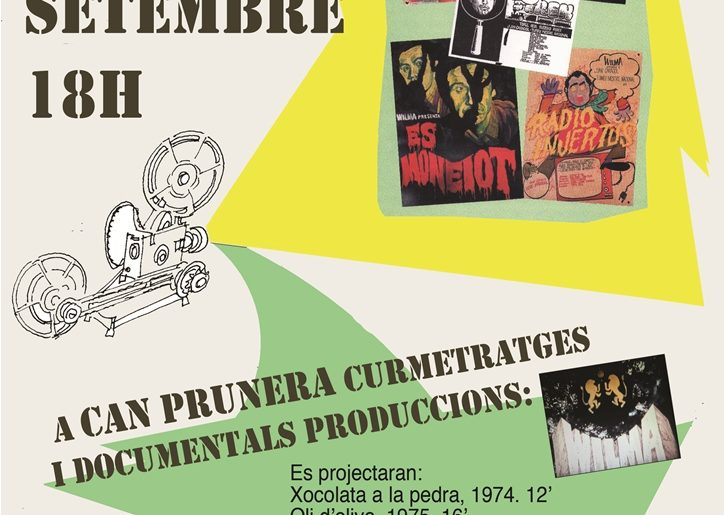 Curtmetratges i documentals Produccions