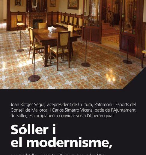 Sóller i el Modernisme